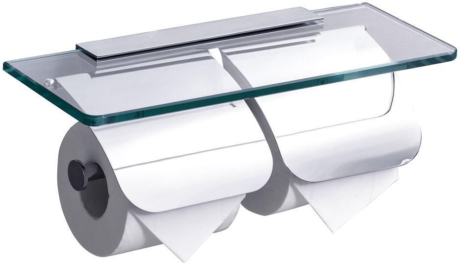 Держатель туалетной бумаги Rush Edge ED77132 держатель туалетной бумаги rush fiji fi18111