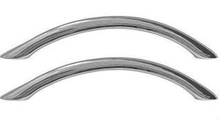 Ручки для стальных ванн BLB Fresh New A00ACRFR1 blb стальные для ванн atlantica apmros110