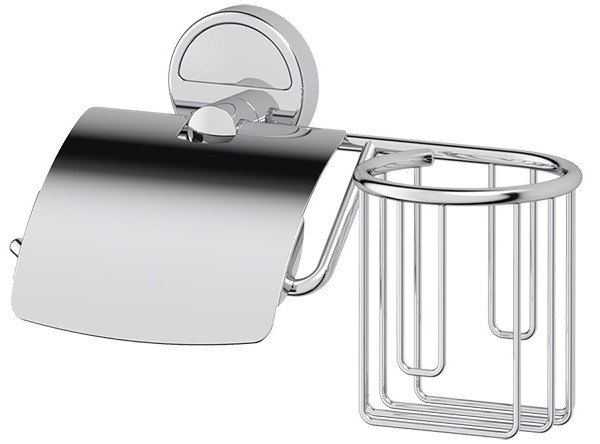 Держатель туалетной бумаги FBS Luxia LUX 053