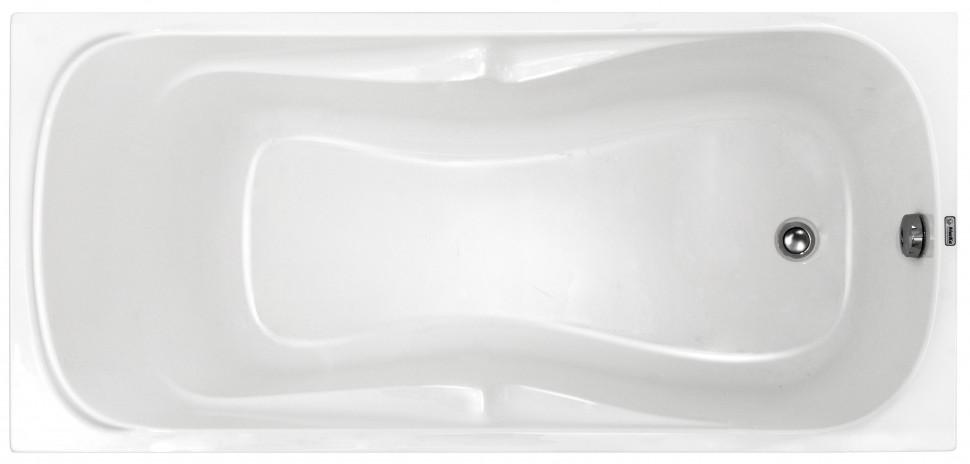 Акриловая ванна 160х75 см Marka One Kleo 01кл1675