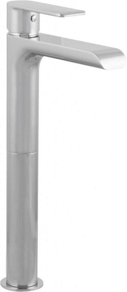 Смеситель для раковины без донного клапана Cezares FURORE-LC-01-W0 смеситель для биде без донного клапана cezares positano bsm1 01 w0