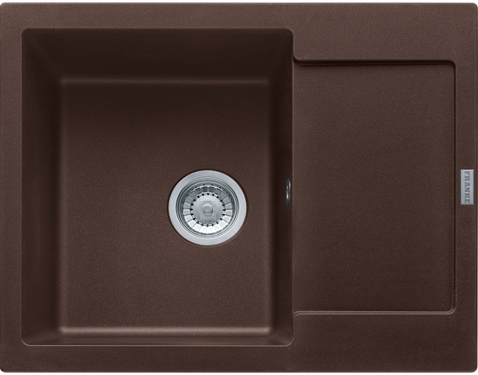 Кухонная мойка Franke Maris MRG 611C шоколад 114.0198.385
