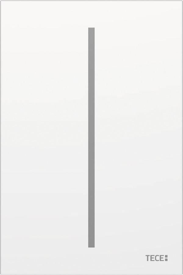 Система электронного управления смывом писсуара, питание от батареи 7,2 В TECE TECEfilo белый 9242061 система электронного управления смывом писсуара питание от сети tece teceplanus белый матовый 9242355
