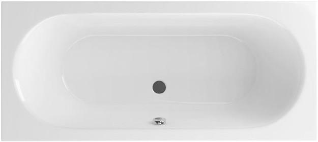 Акриловая ванна 160x75 см Excellent Oceana WAEX.OCE16WH акриловая ванна roca uno 160x75 zru9302869
