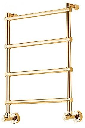 Полотенцесушитель водяной Margaroli Sole 442/370 золото