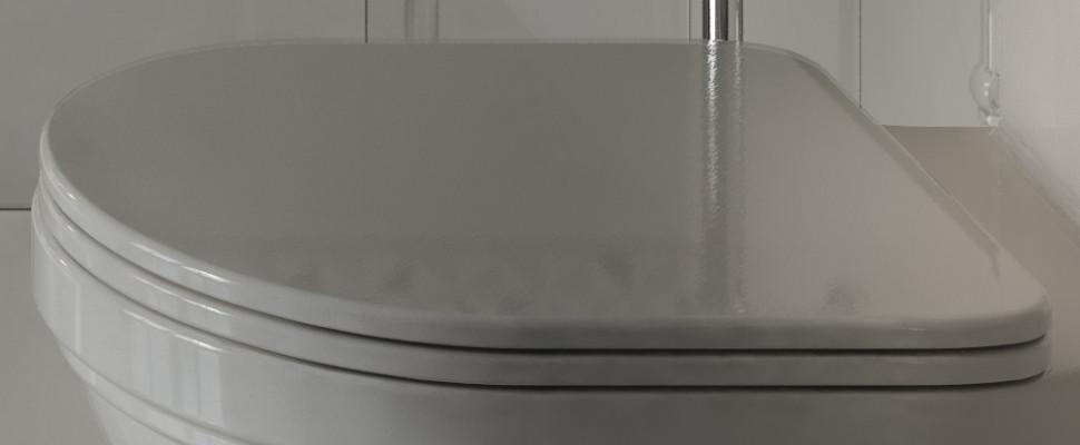 Сиденье для унитаза с микролифтом Kerama Marazzi Pompei PO.seat.01WHT декор kerama marazzi авеллино stg a501 17004 15x15