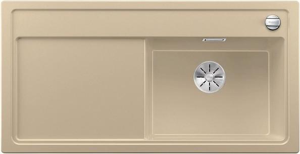 Кухонная мойка Blanco Zenar XL 6S InFino шампань 523950