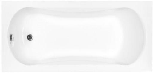 Акриловая ванна 138х70 см Besco Aria WAA-140-PA акриловая ванна besco rima 150x95 l
