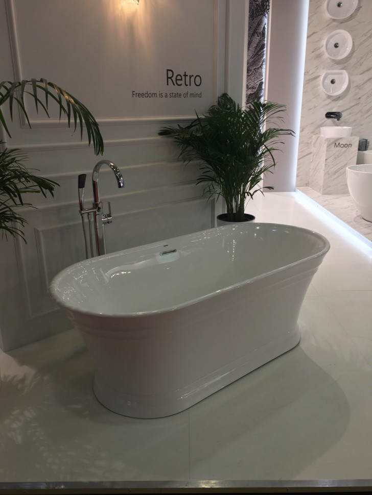 Акриловая ванна 170х80 см Ravak Retro XC00100023