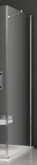 купить Боковая стенка Ravak SmartLine SMPS-90 L хром Transparent 9SL70A00Z1 по цене 26860 рублей