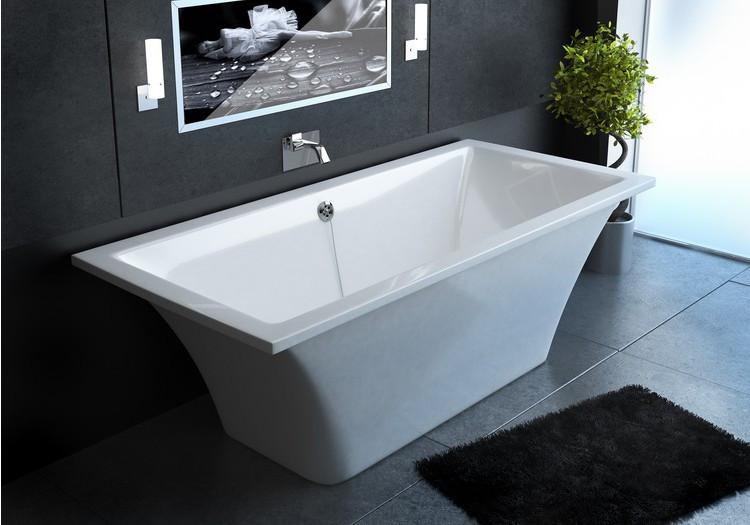 Ванна из литого мрамора 185х85 см Astra-Form Лотус 010108 барбекю лотус