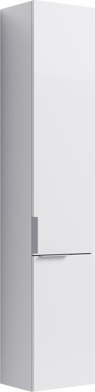 Пенал подвесной белый глянец Aqwella Brig Br.05.03/W пенал напольный белый глянец aqwella brig br 05 04 k w