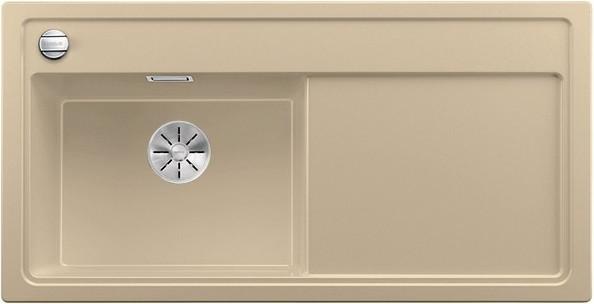 Кухонная мойка Blanco Zenar XL 6S InFino шампань 523980
