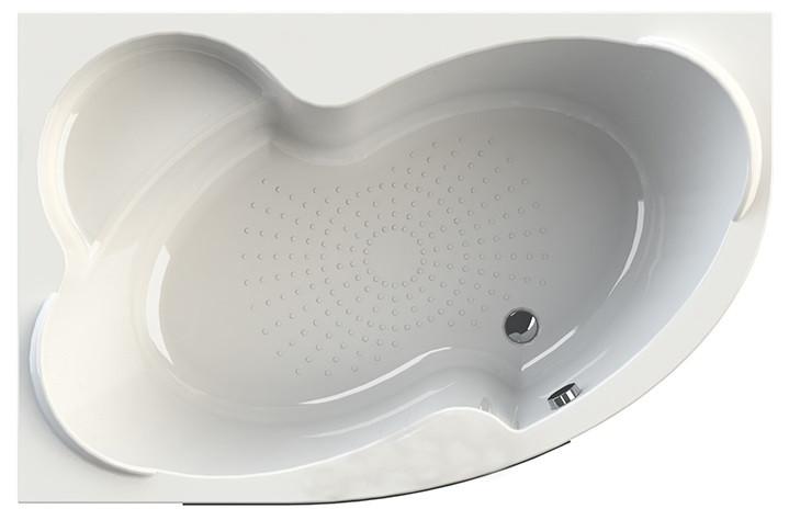Акриловая ванна левая 150х97 см Vannesa Ирма 2-01-0-1-1-216