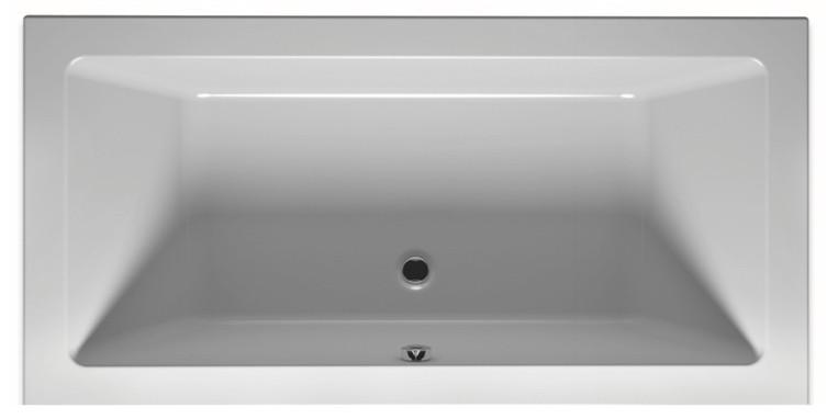 Акриловая ванна 180х90 см Riho Lugo BT0300500000000 ванна акриловая riho lugo bt0400500000000 190x80 см