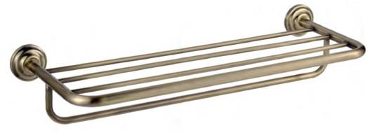 Полка для полотенец 63,5 см Fixsen Retro FX-83815 fixsen retro fx 83815
