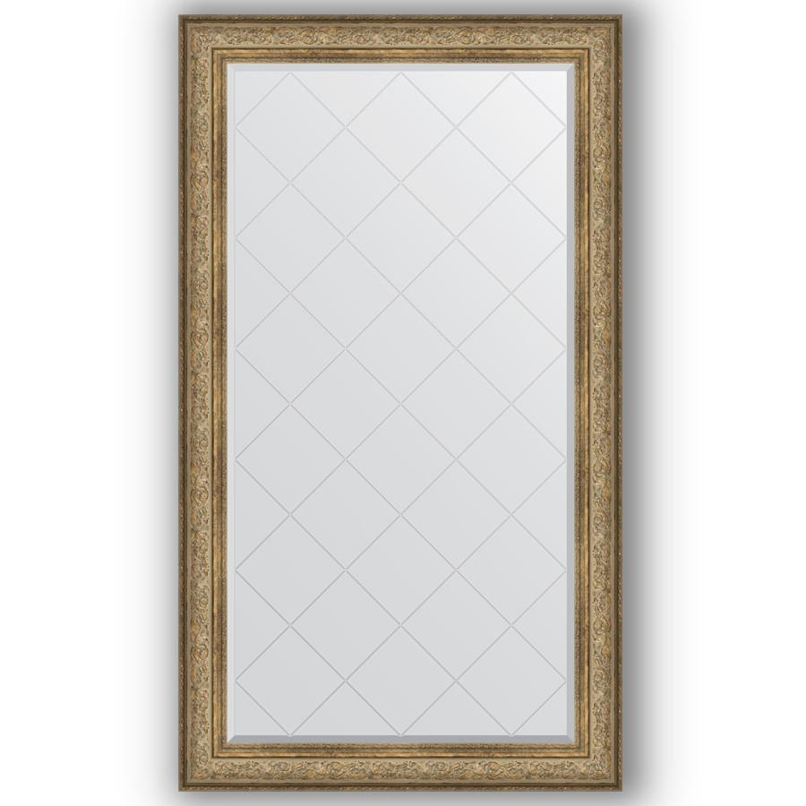 Фото - Зеркало 100х175 см виньетка античная бронза Evoform Exclusive-G BY 4425 зеркало 75х130 см виньетка античная бронза evoform exclusive g by 4230