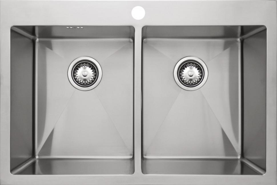Кухонная мойка Seaman Eco Marino SMB-7651DS.A