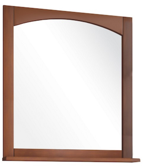 цена на Зеркало орех 84х92 см Roca America ZRU9302793
