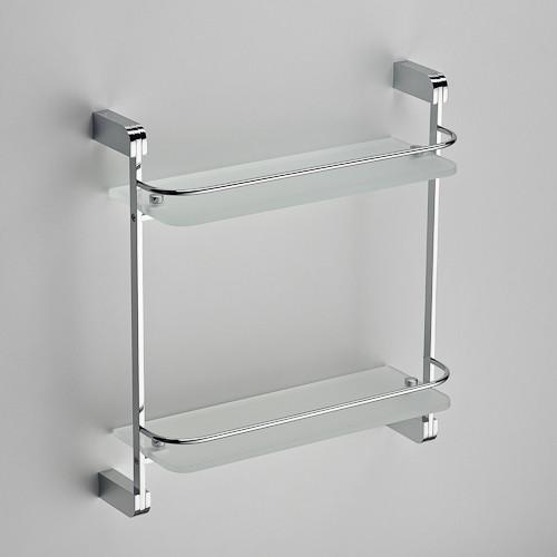 цена на Полка стеклянная Schein Allom 2212
