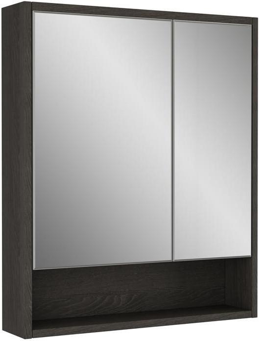 Зеркальный шкаф 65х70 см дуб кантенбери Alvaro Banos Toledo 8409.6022 душевой уголок alvaro banos toledo toledo s90 10 cromo