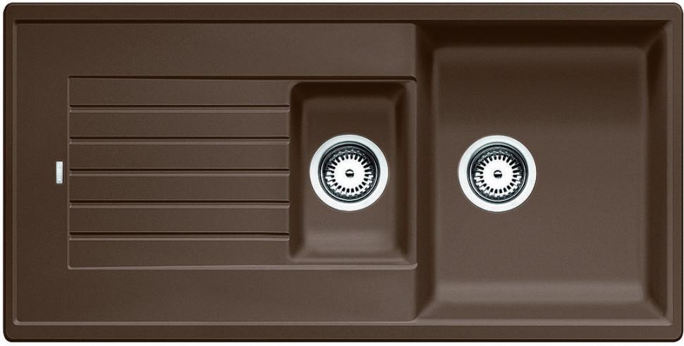 Кухонная мойка Blanco Zia 6S мускат 521968