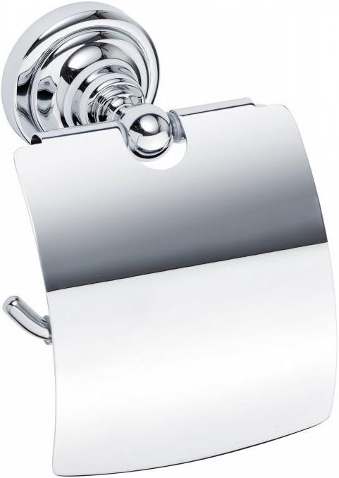 Держатель туалетной бумаги Bemeta Retro 144312012 держатель туалетной бумаги bemeta с крышкой 150x90x150мм 104212012