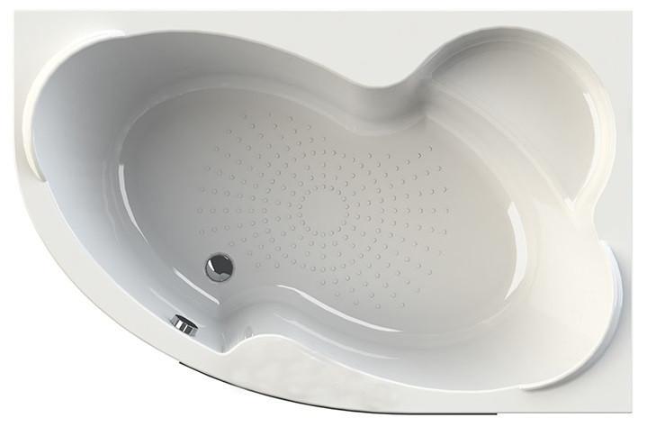 Акриловая ванна правая 150 х97 см Vannesa Ирма 2-01-0-2-1-216