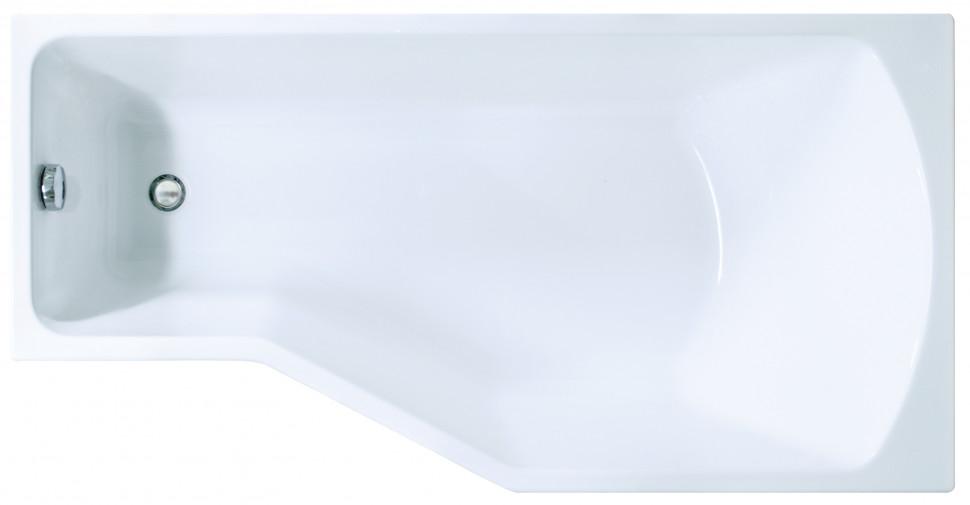 Акриловая ванна 150х75 см Marka One Convey R 01кон1575п акриловая ванна 150х75 см marka one convey l 01кон1575л