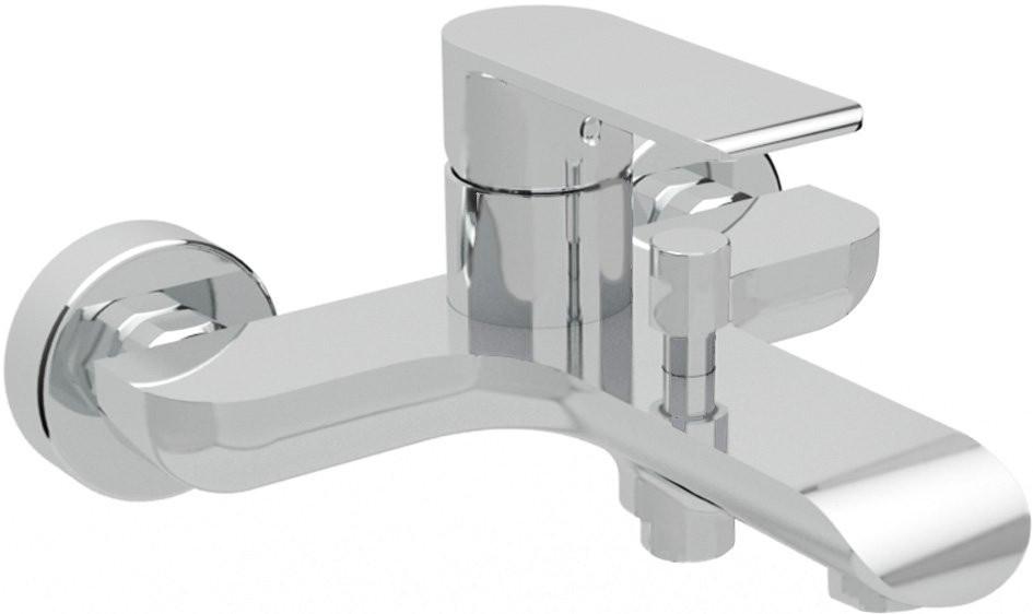 Смеситель для ванны Cezares FURORE-VM-01-Cr cezares смесительcezares eco eco vm 01 cr для ванны с душем