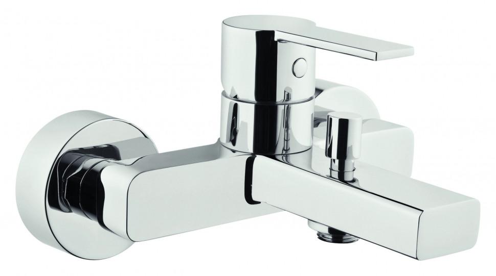 Смеситель для ванны Vitra Flo S A41937EXP vitra flo s a41937exp для ванны с душем