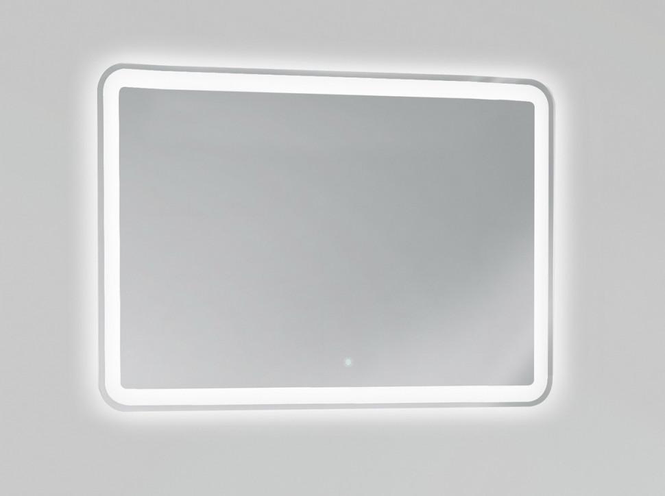Зеркало с подсветкой 90х80 см BelBagno SPC-900-800-LED цены онлайн