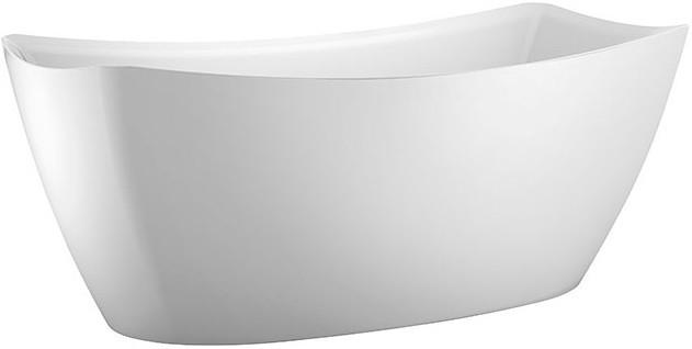 Акриловая ванна 170х78 см Lagard Meda White Star lgd-mda-ws светильник на штанге arlight lgd 2282 lgd 2282bk 45w 4tr white 24deg