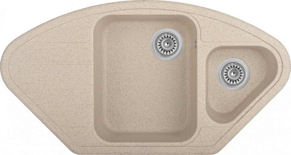 Кухонная мойка терра Longran Lotus LTG960.510 15 - 38 longran lotus 945 w lin 945x510