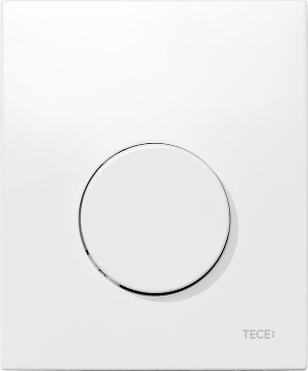 Смывная клавиша для писсуара TECE TECEloop белый с антибактериальным покрытием 9242640 смывная клавиша для писсуара tece teceloop мятный зеленый белый 9242651