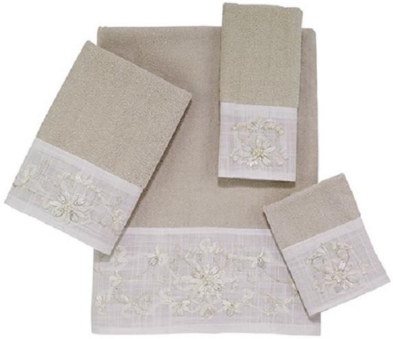 Полотенце для рук 76х41 см Avanti Classical 036082BEI полотенце для рук мини avanti classical 036084ivr
