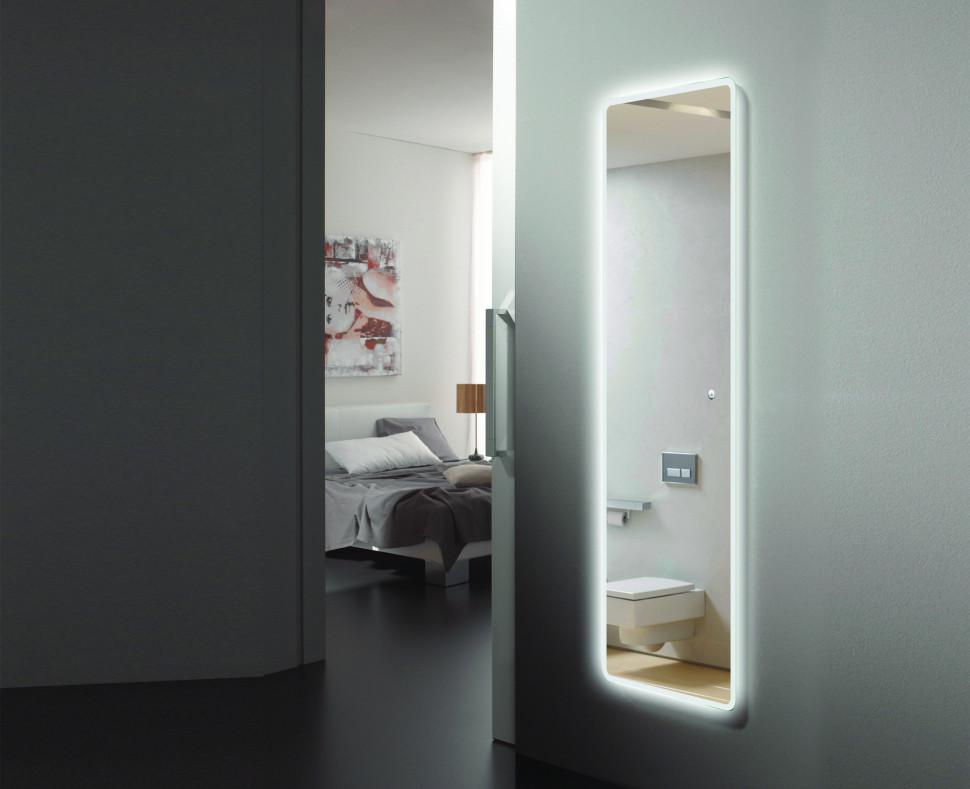 Зеркало с подсветкой 48х148,2 см Esbano ES-2073W