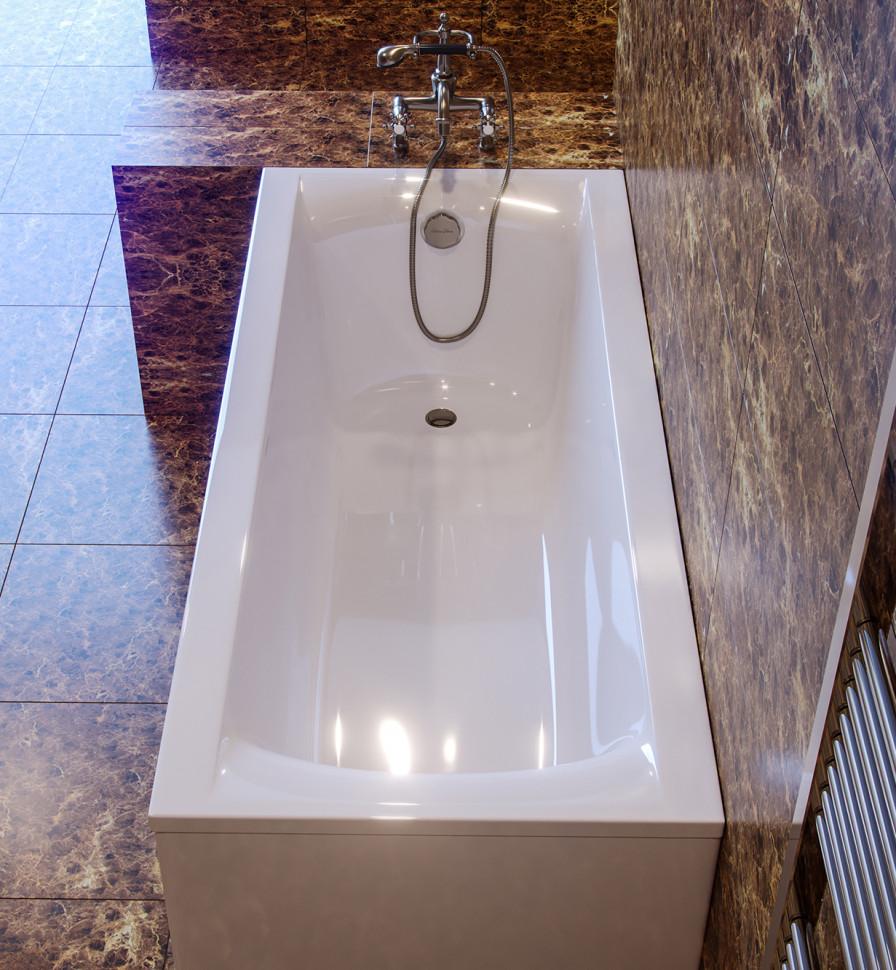 Ванна из литого мрамора 170х75 см Astra-Form Нью-Форм 010143