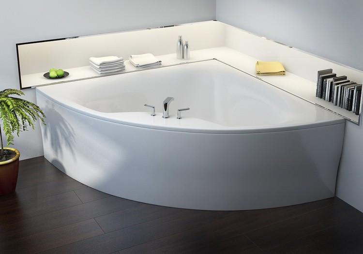 Ванна из литого мрамора 150х150 см Astra-Form Виена 010106