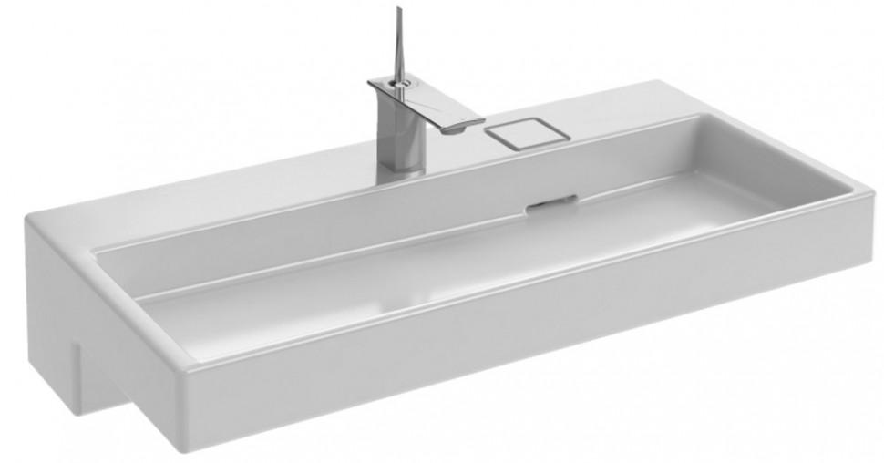 Раковина-столешница с подсветкой 100х49 см Jacob Delafon Terrace EXC9112-00