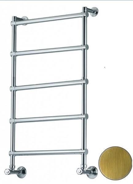 Полотенцесушитель водяной Margaroli Sole 442/370-5 бронза