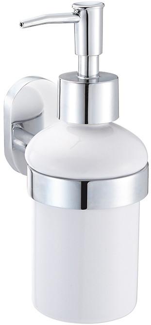 Дозатор жидкого мыла IDDIS Mirro Plus MRPSBC0I46 дозатор для жидкого мыла iddis calipso calmbg0i46