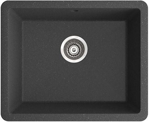 Кухонная мойка черный IDDIS Tanto TU3B561I87