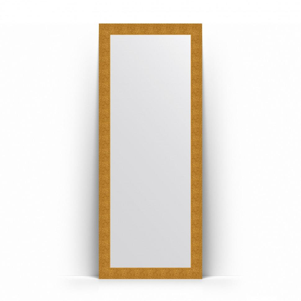Фото - Зеркало напольное 81х201 см чеканка золотая Evoform Definite Floor BY 6008 зеркало напольное 111х201 см чеканка золотая evoform definite floor by 6020