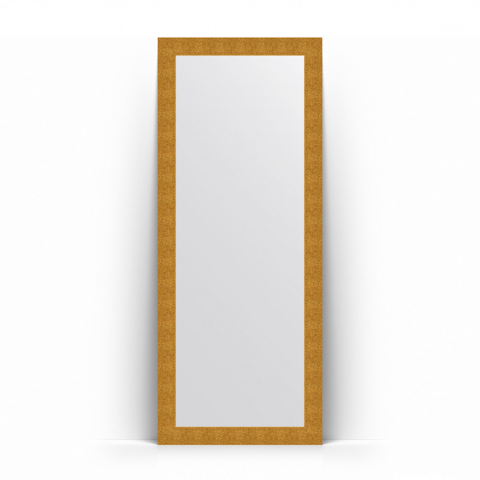 Зеркало напольное 81х201 см чеканка золотая Evoform Definite Floor BY 6008