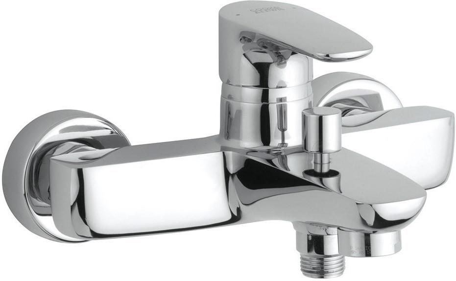 купить Смеситель для ванны Paini Parallel 47CR111LMKM недорого
