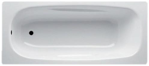 Стальная ванна 170х75 см BLB Anatomica B75L BLB