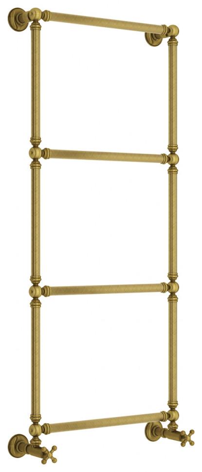 Полотенцесушитель водяной 1260х500 состаренная бронза Сунержа Ренессанс 1304 05-0280-1250 фото