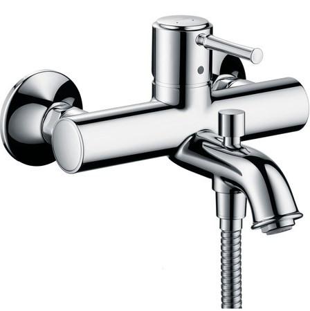 Смеситель для ванны Hansgrohe Talis Classic 14140000 hansgrohe talis e2 31642000 для ванны с душем