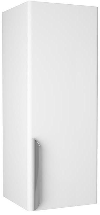 Шкаф одностворчатый 30х70 см белый глянец R Alvaro Banos Viento 8403.0800 тумба под раковину alvaro banos viento 8403 03